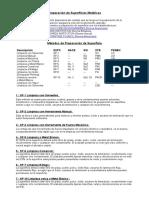 Normas Sobre Preparación de Superficies Metálicas