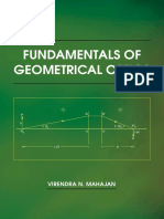(Press Monograph) Virendra N. Mahajan-Fundamentals of Geometrical Optics-Society of Photo Optical (2014).pdf