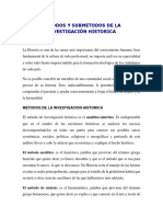METODOS Y SUBMETODOS DE LA INVESTIGACIÓN HISTORICA.docx