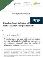 PDP 03 Inovação Tecnológica