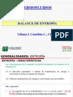 Tema 7 Entropia y Balance
