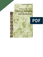General Precepts of Ahlu-Sunnah Wal-Jamaa'ah