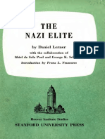 Daniel Lerner - The Nazi Elite.pdf
