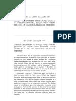 Allied Free Workers' Union (PLUM) vs. Compañia Maritima, et al (1967)