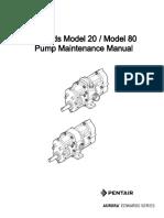 Edwards model-80 manual