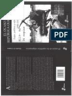 El ocaso de la República Oligarquica - Martin Castro.pdf