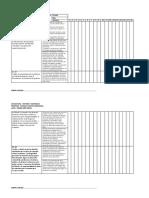 1º Medio-carta Gantt Planificacion Anual 2018 Unidad 4
