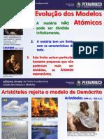 Estudo Do Átomo e Modelos (1)