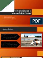 Oil & Gas No Convencionales