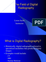 Introduction to Digital Radiography(1)