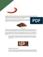The History of Kit Kat