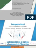 Pedagogia Rural