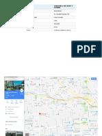 Mapa de Ubicación - Comunicado 046 - Ugel 03