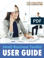 small bussiness toolkit