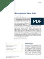 04 - Osteotomías Del Fémur Distal