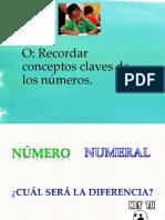 Clase 1 Numeros