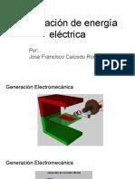 Generación de Energía Eléctrica