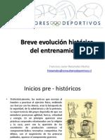 Evolucinhistricadelentrenamiento 120117195043 Phpapp01 Copia
