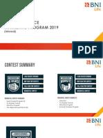 Program Marketing 2019