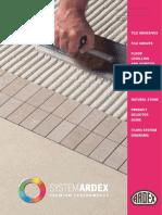 Ardex Tiling systems.pdf