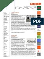 BEAUMONT, Grace. Charles Avery, Critics' Pick, Artforum, December 2013..pdf