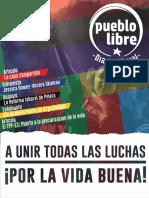 Pueblo Libre N° 1 - Marzo 2019