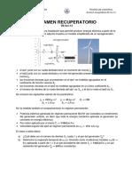 Examen Recuperatorio (Teoría de Control) - (20-11-2014)