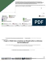 O Que o Chile Tem a Ensinar Ao Brasil Sobre a Reforma Da Previdência_ - InfoMoney