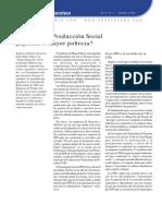 Empresas Produccion Social
