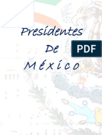 PRESISDENTES DE LA REPUBLICA MEXICANA VERSION CORTA.pdf