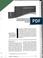 Capcha_Obligatoriedad Del Uso de Bases Estandarizadas
