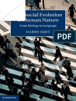 Smit H. - The Social Evolution of Human Nature_ From Biology to Language (2014, CUP).pdf