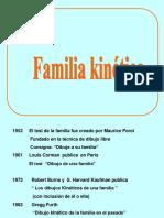 Familia Kinética SOLO TEXTO