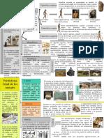 historia de la arquitectura de la pre historia