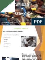 Caridad y Servicio