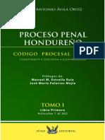 Proceso Penal Hondureno Extracto