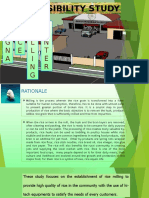 Rice Milling Center FS Presentation