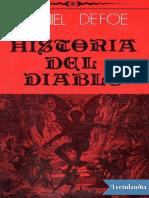 Historia del Diablo - Daniel Defoe.pdf