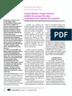 DESVENDANDO O MAPA NOTURNO_análise Da Perspectiva Das Mediações Nos Estudos de Recepção