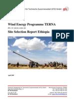 Wind Energy Ethiopia
