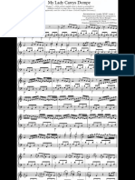 Lady Cary's Dompe Advanced piano