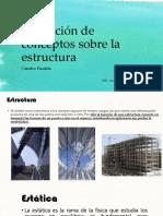 Definición y Conceptos Sobre Estructura