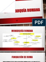 La Monarquía Romana