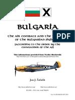 Air Victories Bulgaria Ww2