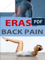 Erase Back Pain