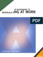 Bullying at Work 2054