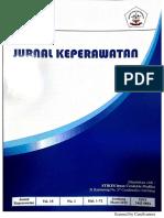 Cover, Editor, Daftar Isi Jurnal