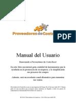 Manual Del Usuario (Costa Rica)