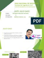 Julio Gago