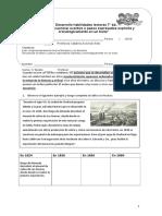 Guía N°2 - Secuenciar eventos - 7°